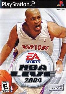 <i>NBA Live 2004</i>