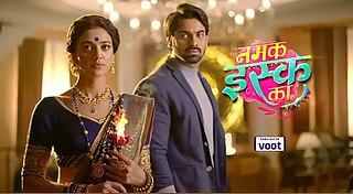 <i>Namak Issk Ka</i> Indian television series