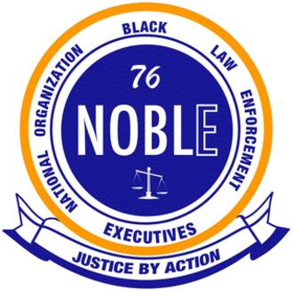National Organization of Black Law Enforcement Executives - National Organization of Black Law Enforcement Executives logo