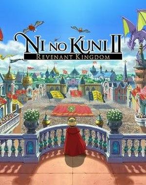 Ni no Kuni II: Revenant Kingdom - Image: Ni no Kuni II Revenant Kingdom cover art