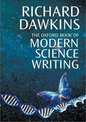 The Oxford Book of Modern Science Writing - Image: OBMSW
