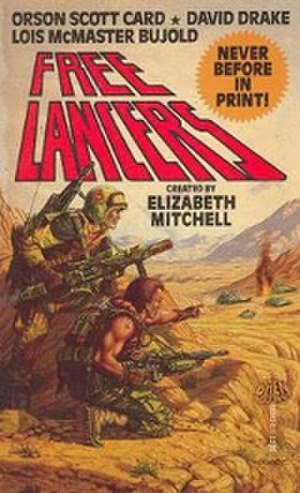 West (short story) - Cover of the short story collection Free Lancers: Alien Stars IV.