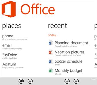 OfficeMobile2013 WP8