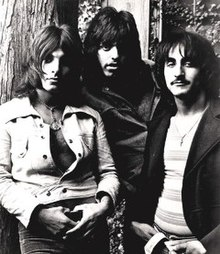 From left to right: Louis Dambra, Gary Justin, and John Garner, in circa 1971.