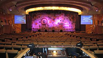 MS Enchantment of the Seas - Orpheum Theatre.