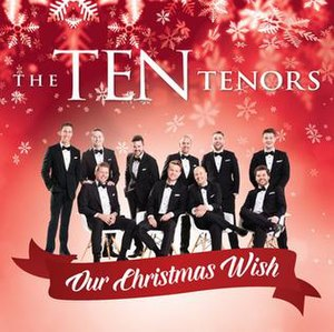 Our Christmas Wish - Image: Our Christmas Wish by The Ten Tenors