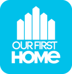 Our First Home - Image: Our First Home logo