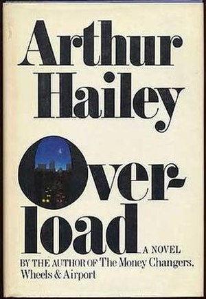 Overload (novel) - First edition