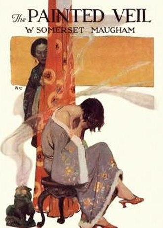 The Painted Veil (novel) - First edition (UK)