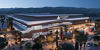 New Arena at Agua Caliente planned arena in Palm Springs, California