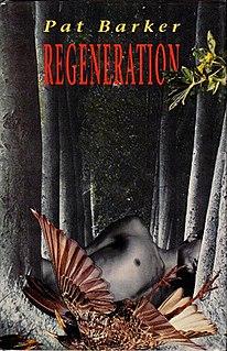 <i>Regeneration</i> (novel) 1991 historical novel by Pat Barker