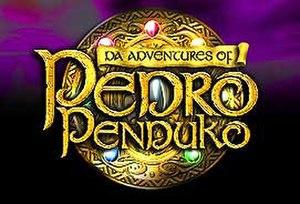 Da Adventures of Pedro Penduko - Image: Pedropendukologo