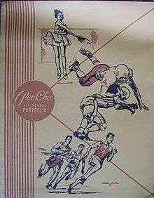 History of pee chee folders