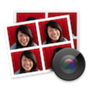 Photo Booth - Image: Photo Booth Icon