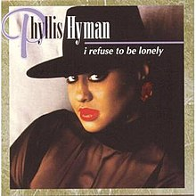 Phyills Hyman - I Refuse to Be Lonely - album coverart.jpg