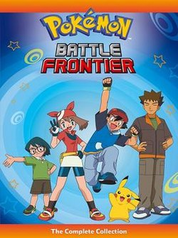 List of Pokémon: Battle Frontier episodes - Wikipedia