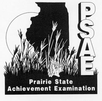 Prairie State Achievement Examination - PSAE logo