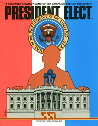 President Elect (video game) - President Election