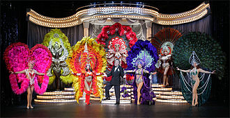 Showgirl - The showgirls of The Fabulous Palm Springs Follies