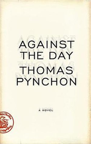 Against the Day - First edition cover