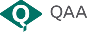 Quality Assurance Agency for Higher Education - Image: Quality Assurance Agency for Higher Education logo