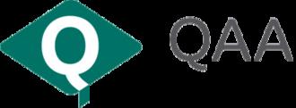 Quality Assurance Agency for Higher Education - Image: Quality Assurance Agency for Higher Education logo