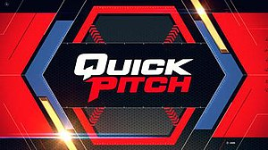 Quick Pitch (TV series) - Image: Quick Pitchlogo