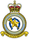 RAF Cottesmore badge