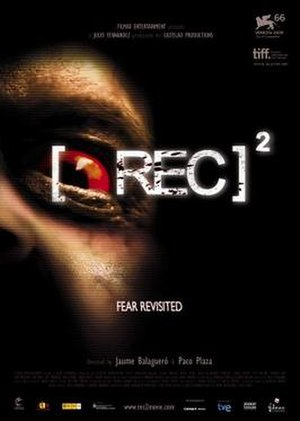 REC 2 - Theatrical release poster