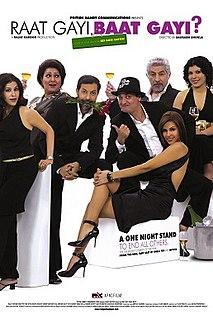 <i>Raat Gayi, Baat Gayi?</i> 2009 Indian film