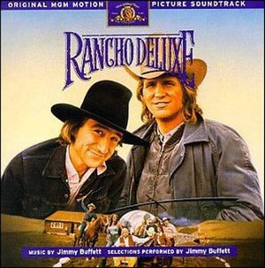Rancho Deluxe (soundtrack) - Image: Rancho Deluxe Soundtrack Rerelease