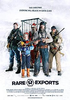 <i>Rare Exports: A Christmas Tale</i>