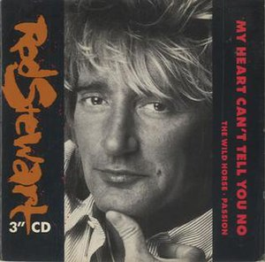 My Heart Can't Tell You No - Image: Rod Stewart My Heart Cant Tel 59694