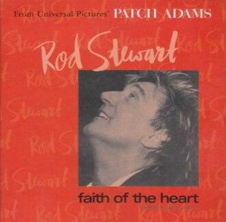 Faith of the Heart - Image: Rod Stewart Faith of the Heart