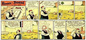Gene Ahern - Gene Ahern's Room and Board (May 2, 1952)