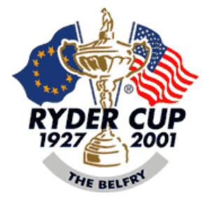 2002 Ryder Cup - Image: Ryder Cup 2002Logo