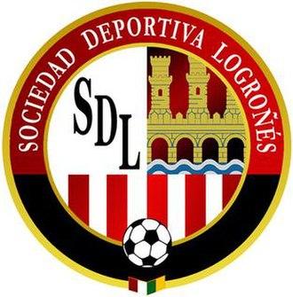 SD Logroñés - Image: SD Logroñés