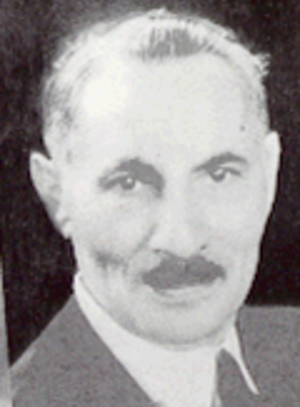 Sam Marx - Sam Marx in his later years