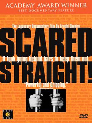 Scared Straight! - DVD Cover