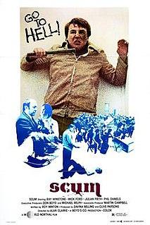 <i>Scum</i> (film) 1979 film by Alan John Clarke