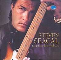 Songs from the Crystal Cave cover
