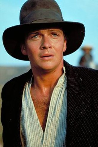 Indiana Jones - Sean Patrick Flanery as the young adult Indiana Jones.