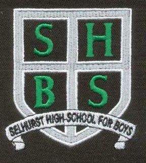 Selhurst High School Secondary school (community) school in Croydon, London