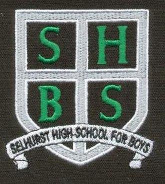 Selhurst High School - Image: Selhurst High New