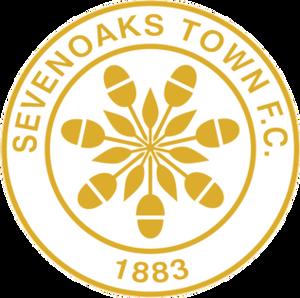 Sevenoaks Town F.C. - Sevenoaks Town badge
