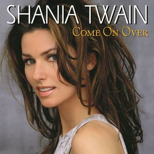 Come On Over - Image: Shania Twain Come on Over Alternate Cover