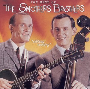 Sibling Revelry: The Best of the Smothers Brothers - Image: Sibling Rivalry The Best of the Smothers Brothers