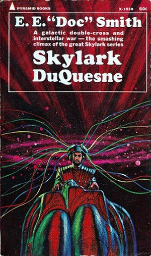 Skylark DuQuesne - Cover of first paperback edition
