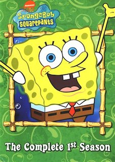 <i>SpongeBob SquarePants</i> (season 1) First season of American animated television series SpongeBob SquarePants