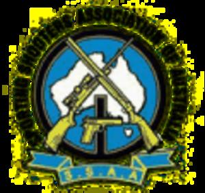 Sporting Shooters Association of Australia - Image: Sporting Shooters Association of Australia logo